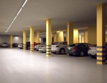 Парковочные места